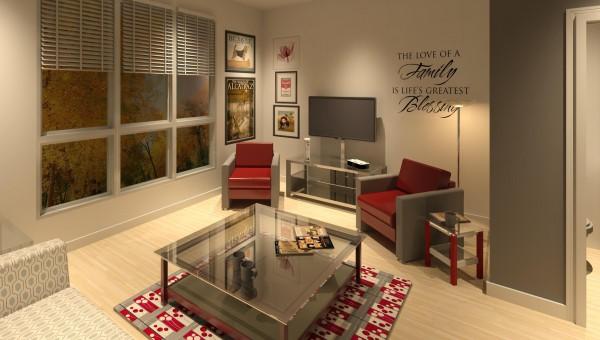 Alders Living Room